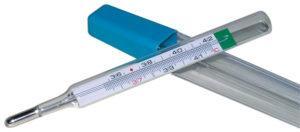 thermometre a gallium