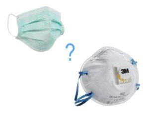 Choisir Un Masque Chirurgical Ou Respiratoire
